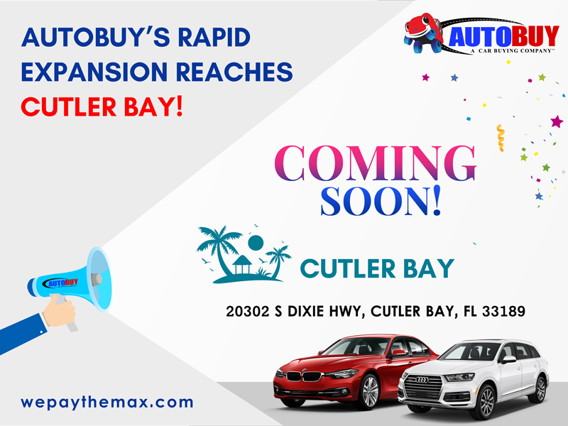 AutoBuy Cutler Bay | we buy your car | cash for cars |