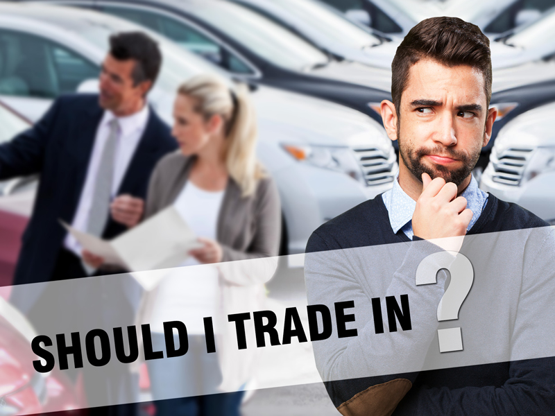 Trade In Value For Cars: How To Get A Better Car Trade In Value