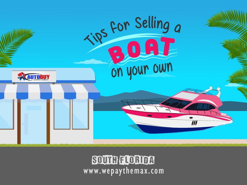 Sell your boat fast, Sell used boat.